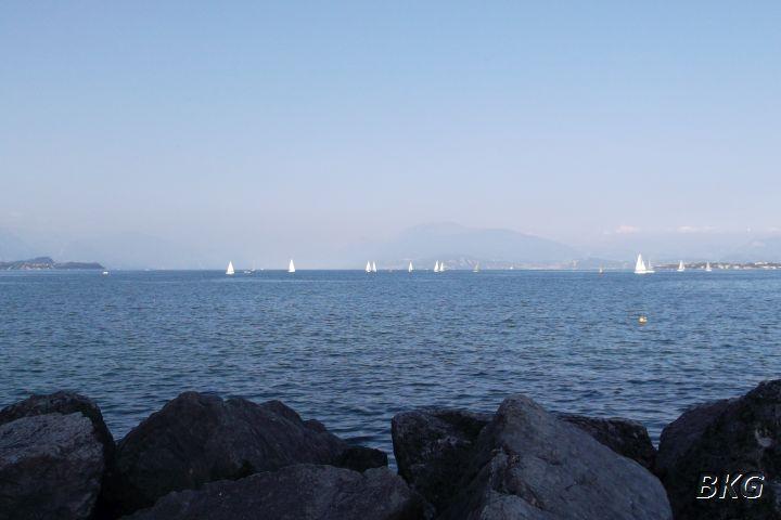 Jezioro Garda, 24 września 2016 r.