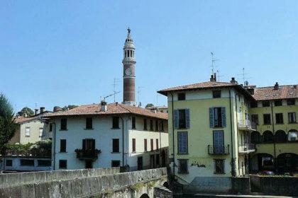Między Brescią a Bergamo -Palazzolo sull'Oglio