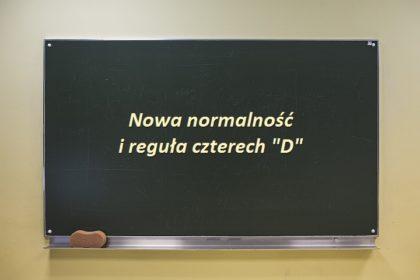 """""""Nowa normalność"""" w Lombardii i reguła czterech """"D"""""""